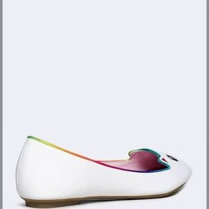 cute to the core Shoes - Cute to the core unicorn shoes rainbow modcloth 7